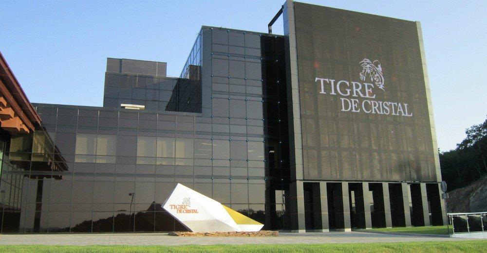 Вид казино Tigre de Cristal