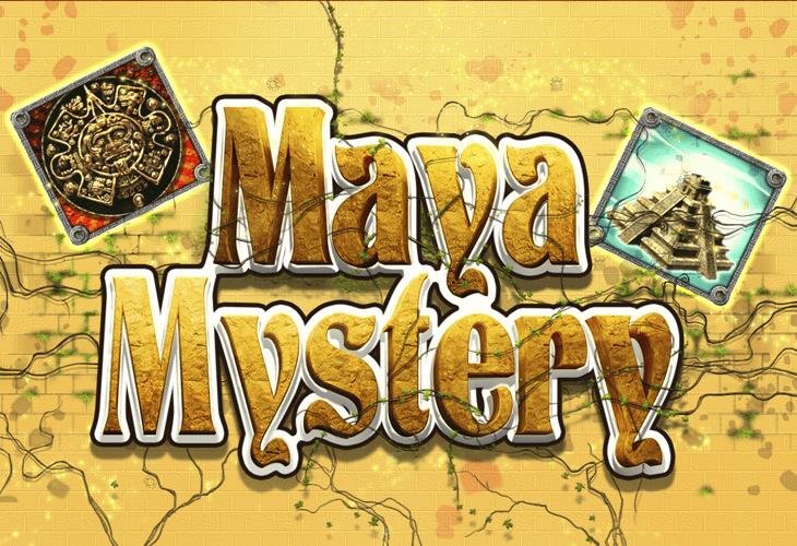 Maya mystery тайна майя игровой автомат онлайн леон