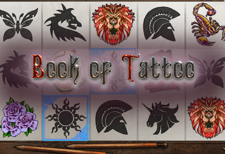Book Of Tattoo