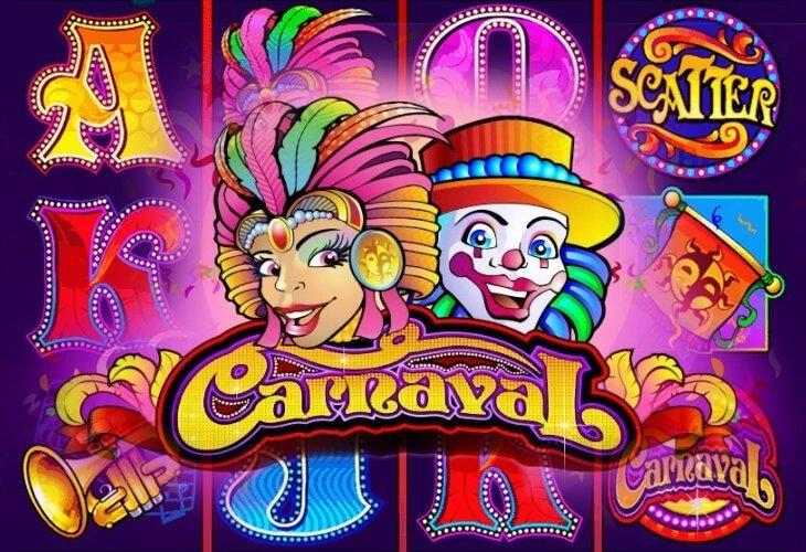 Игровой автомат карнавал два игровых автомата вероятность