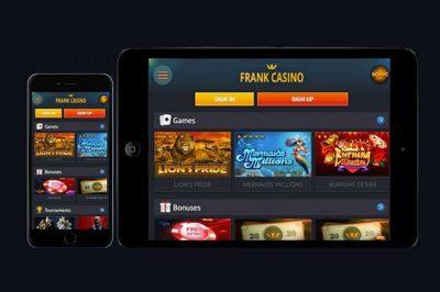 Франк казино скачать бесплатное онлайн казино фараон
