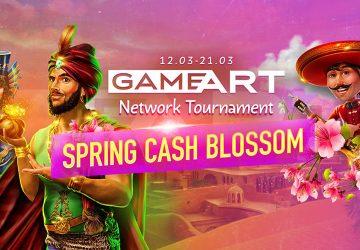 Spring Cash Blossom