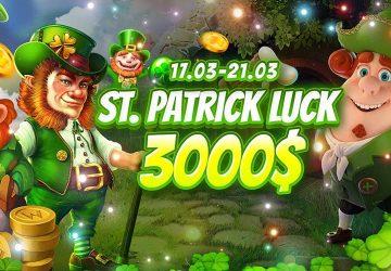 St. Patrick Luck