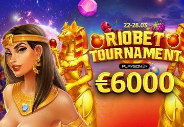 Riobet Tournament
