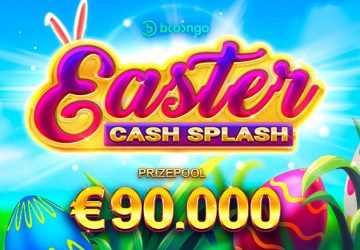 Easter Cash Splash Series 2