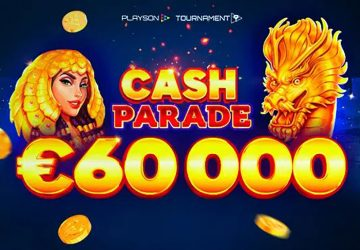 April Cash Parade