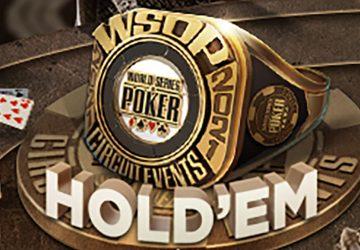 WSOP Cash Game Rings