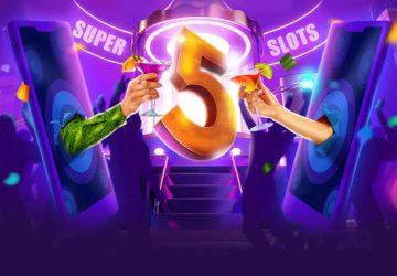 День рождения Super Slots