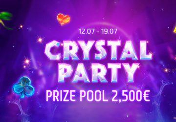 Кристальная вечеринка