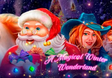 Волшебный зимний мир