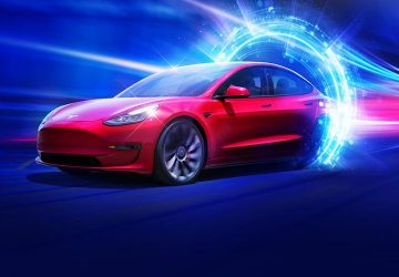 Розыгрыш Tesla