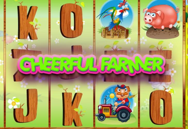 Cheerful Farmer