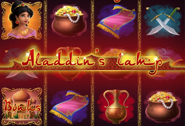 Aladdins Lamp