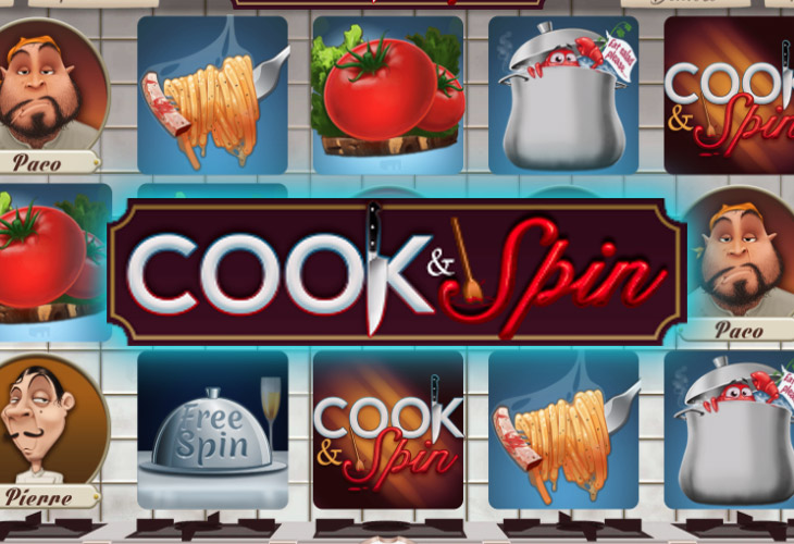 Cook & Spin