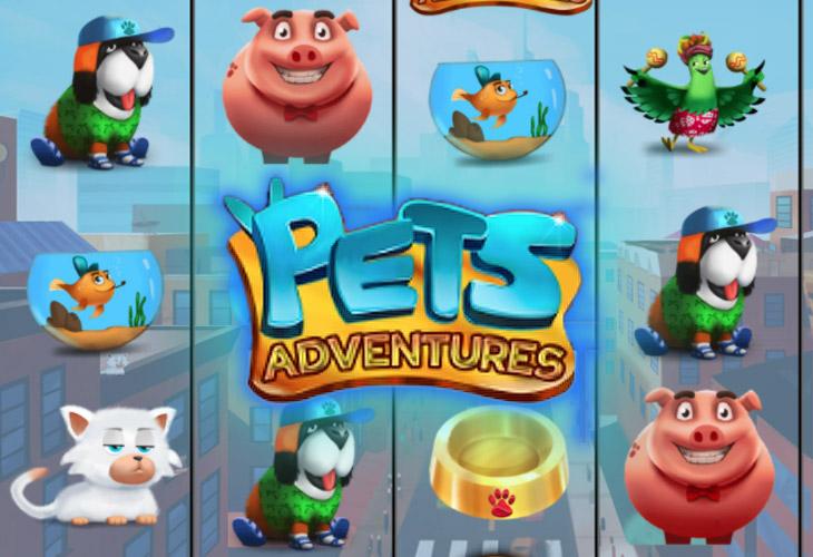 Pets Adventures