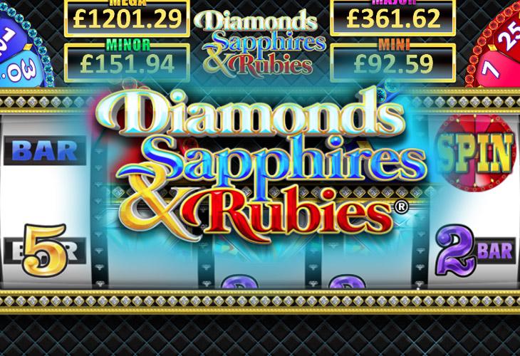 Diamonds, Sapphires & Rubies