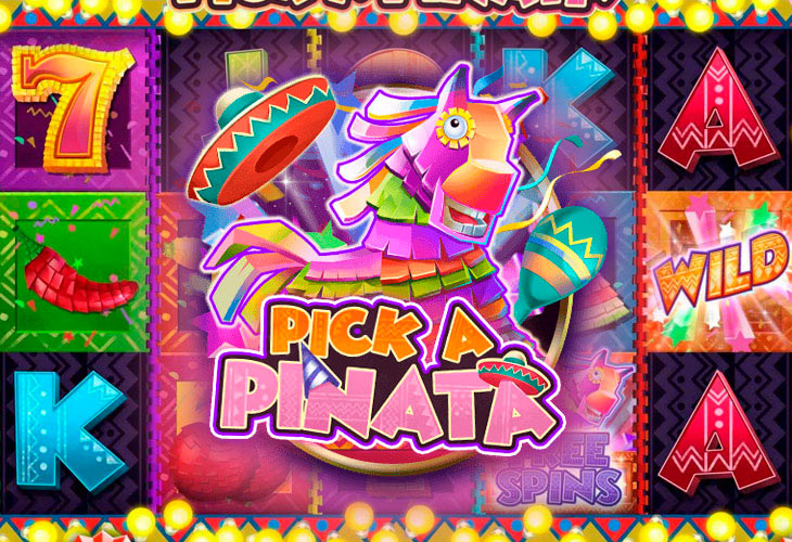 Pick A Pinata