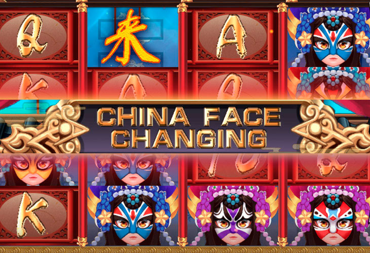China Face Changing
