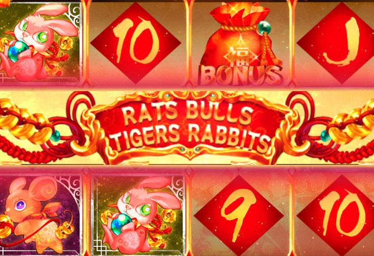 Rats Bulls Tigers Rabbits