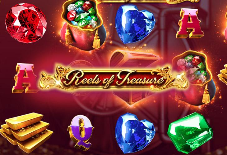 Reels Of Treasure