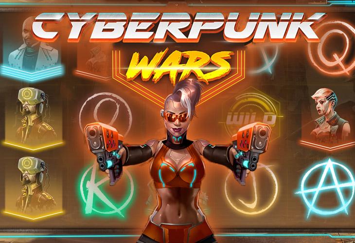 Cyberpunk Wars