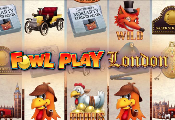 Fowl Flay London
