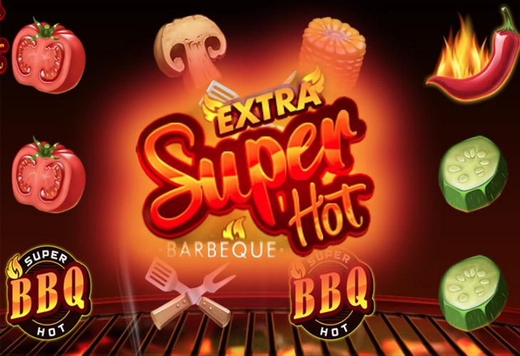 Extra Super Hot BBQ