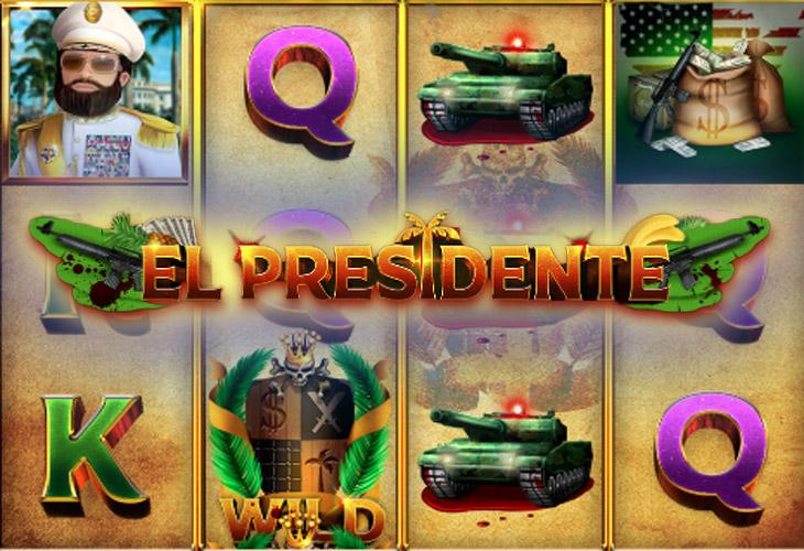 игра игровые автоматы президент