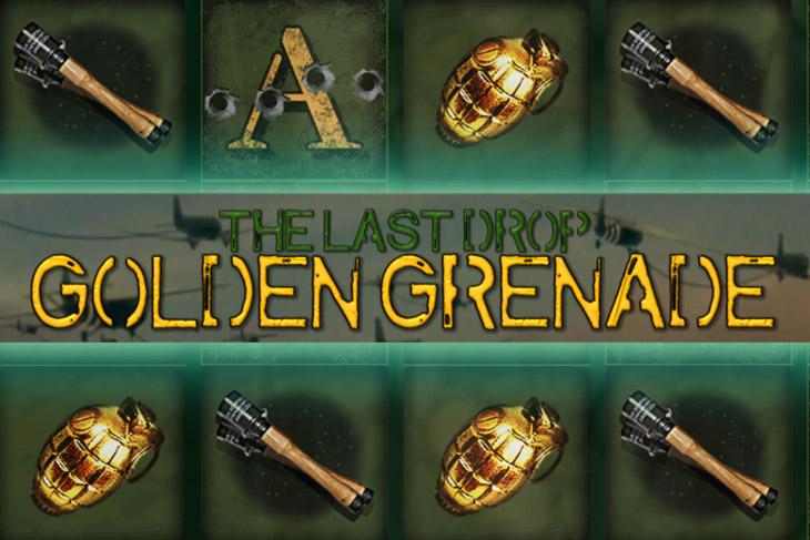 The Last Drop Golden Grenade