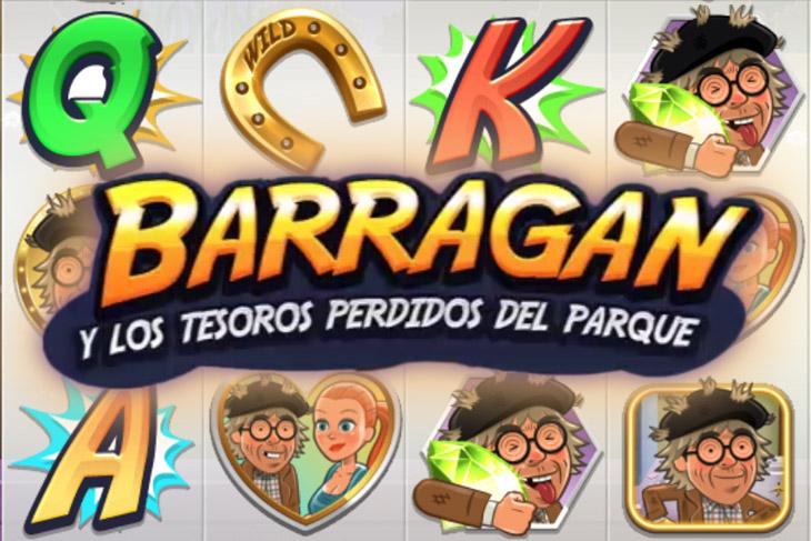 Barragán Y Los Tesoros Perdidos Del Parque