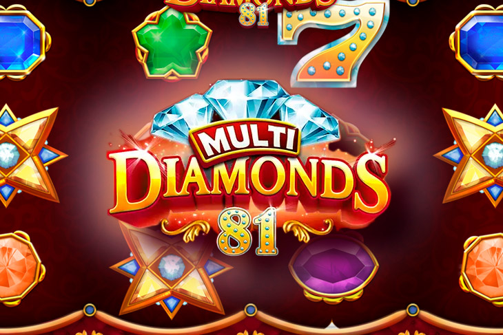 Multi Diamonds 81