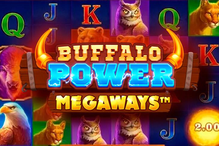 Buffalo Power: Megaways