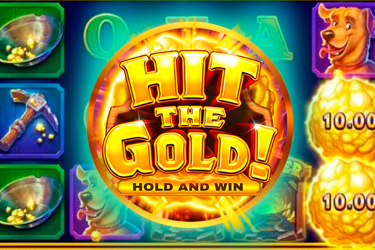 Hit the Gold! Hold and Win