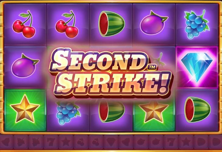 Игровой автомат second strike игровые автоматы это азартная игра
