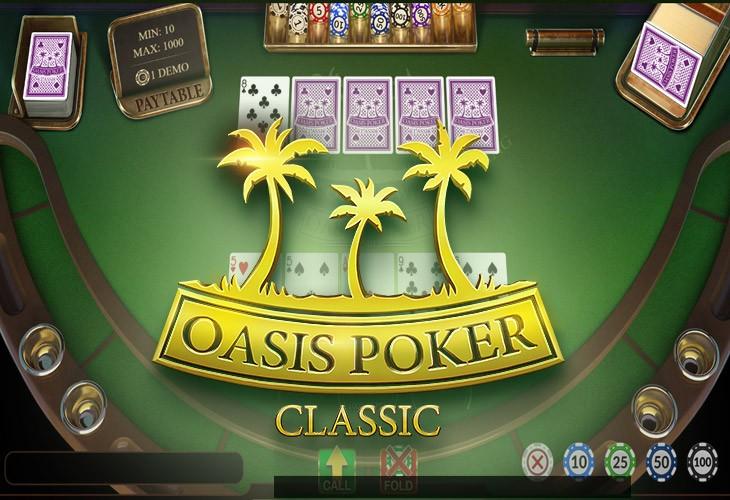 Покер оазис онлайн бесплатно казино ореанда играть