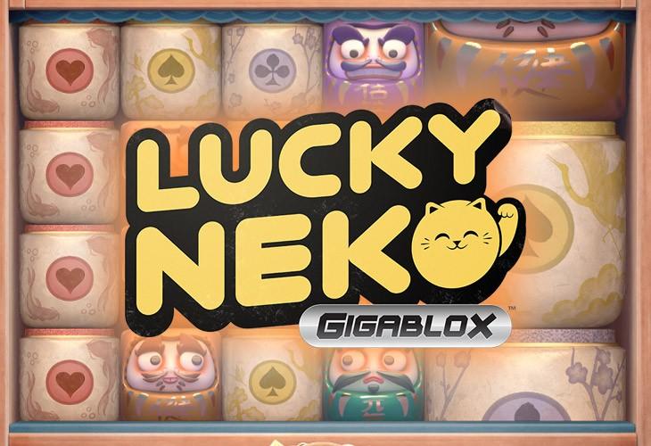 Lucky Neko Gigablox