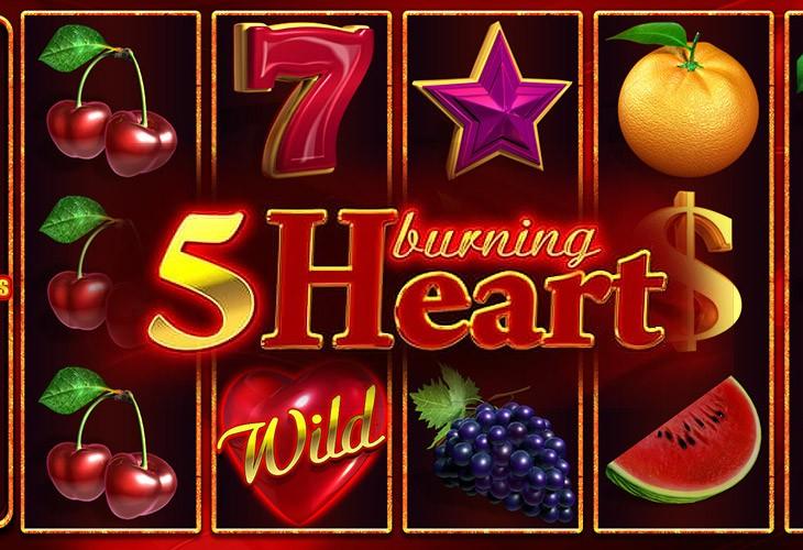 5 Burning Heart