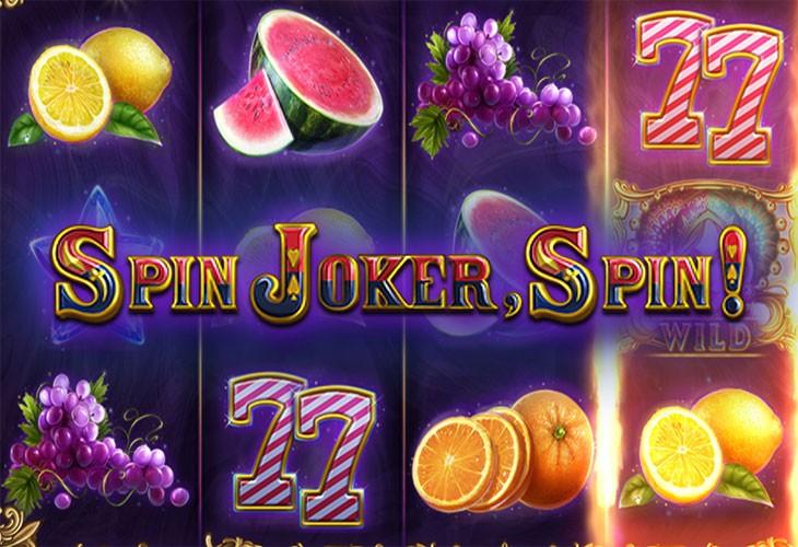 Spin, Joker, Spin
