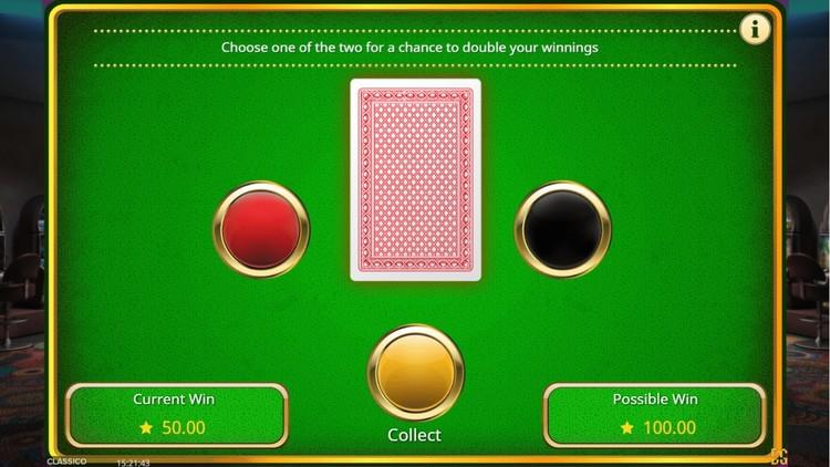 Gamble-раунд