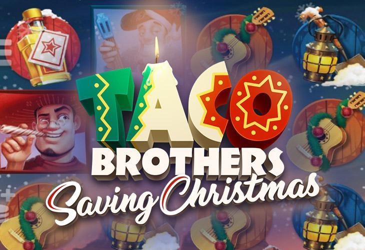 Taco Brothers Saving Christmas