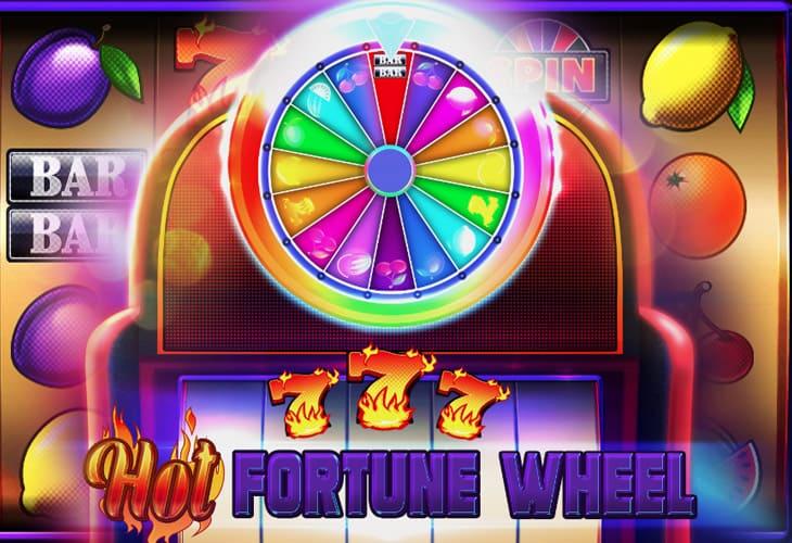 Hot Fortune Wheel