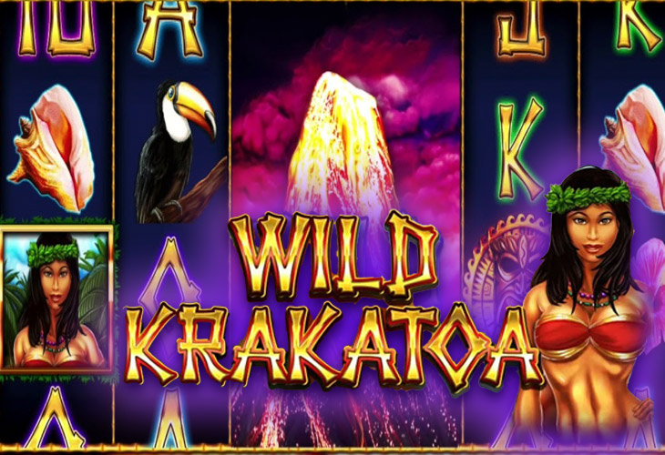 Wild Krakatoa