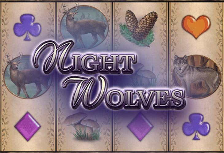 Night wolves игровой автомат батут в игровые автоматы