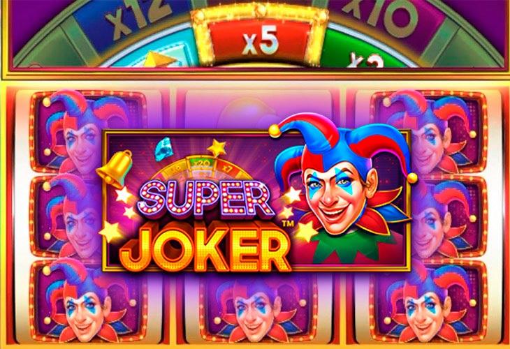 Игровой автомат super joker онлайн игровые автоматы бесплатно книжки