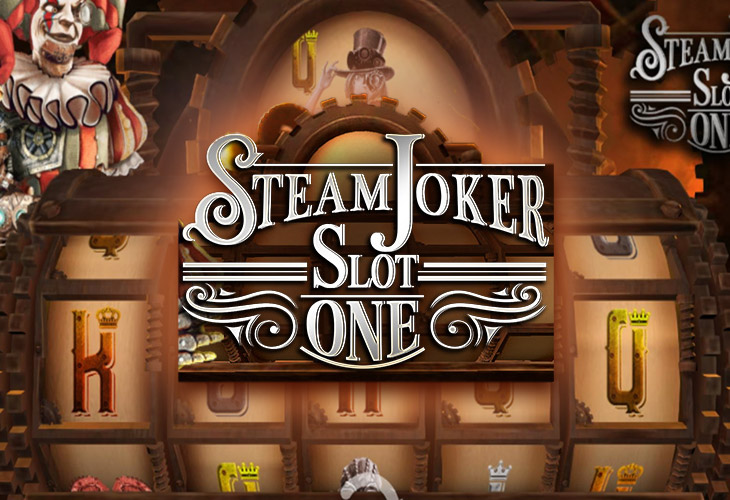 Steam Joker Slot