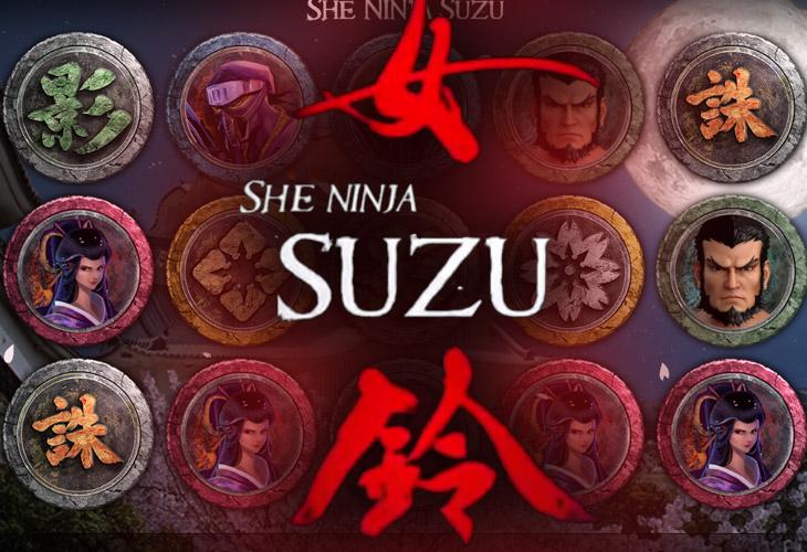 Suzu She Ninja