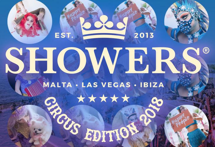 Showers:CE