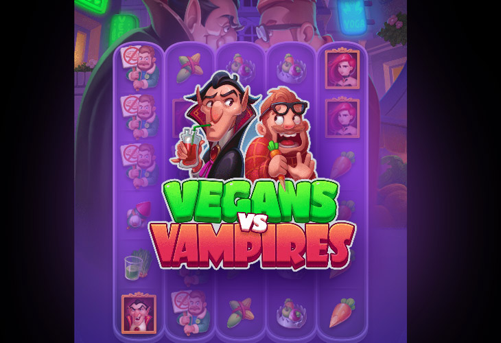 Vegans vs Vampires