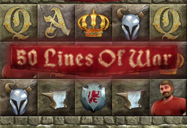 50 Lines Of War