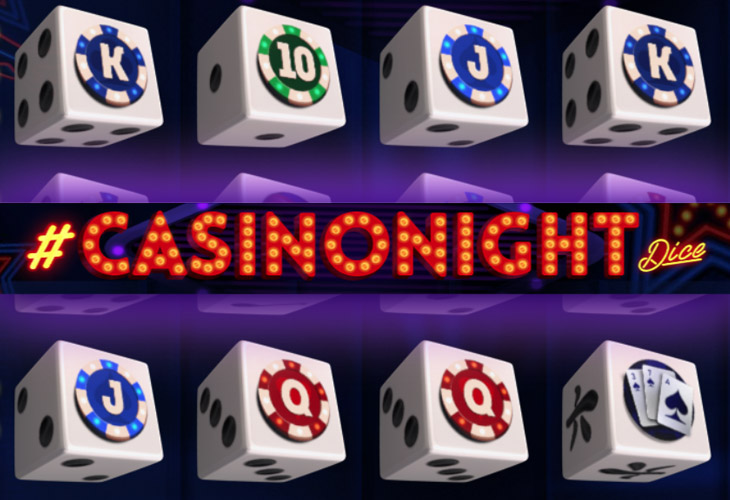 Casino Night Dice